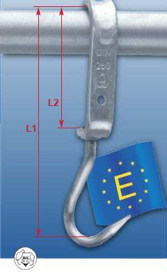 Евро крюк